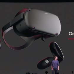 Oculus Quest stage
